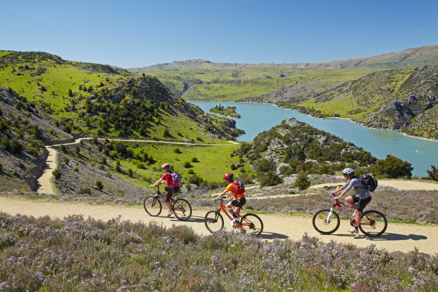 The Gateway to Central Otago and Iconic Cycle Trails